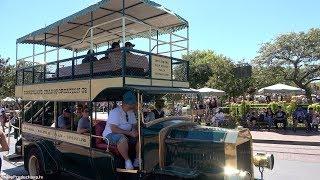 Omnibus (On-Ride 4K) Disneyland