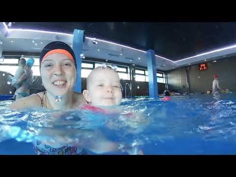 Грудничковое плавание в Москве | Dr. Loder Одинцово #01