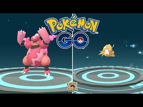 EVOLUCIONANDO MIS MEJORES SHINY Y BUSCANDO SHINY! [Pokémon GO-davidpetit] von YouTube · Dauer:  12 Minuten 1 Sekunden