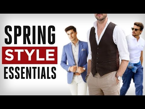 SPRING Style ESSENTIALS! 7 Key Pieces to Add to Your Spring/Summer Wardrobe