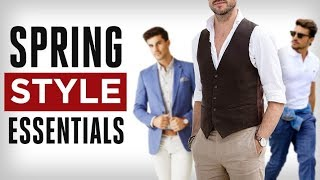 SPRING Style ESSENTIALS! 7 Key Pieces to Add to Your Spring/Summer Wardrobe thumbnail