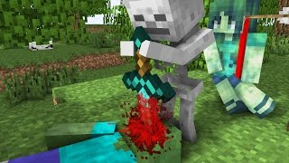 Zombie Life 3 - Minecraft Animation