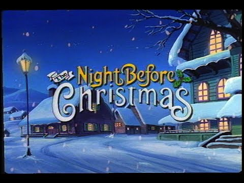 THE NIGHT BEFORE CHRISTMAS - YouTube