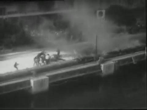 Lorenzo Bandini's fatal crash - Live Broadcast (ORTF)