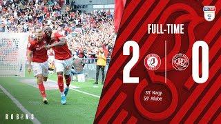 Highlights: Bristol City 2 0 Qpr