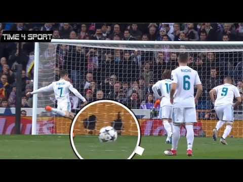 Cristiano Ronaldo penalty vs. PSG