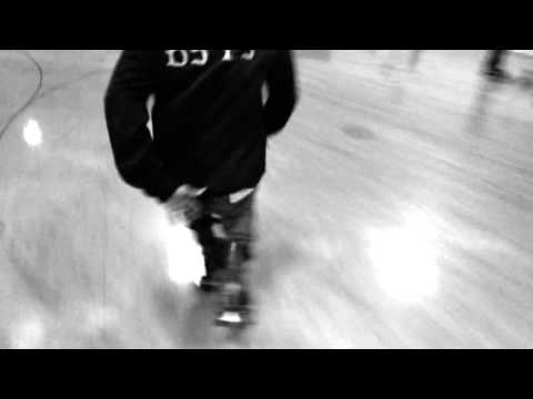 DJ CJ Throwing Down - Rich City Style Chicago Skate