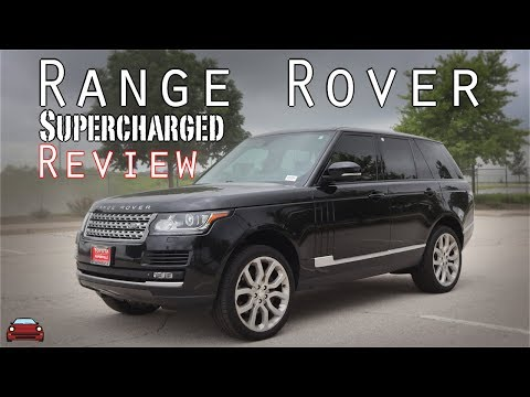 2015 Range Rover Supercharged Review