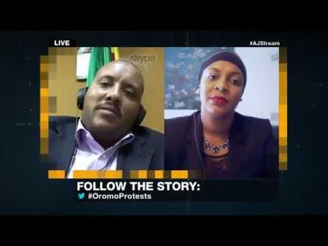 Al Jazeera Stream - Ethiopia's crackdown on Oromia and Amhara protests | August 10, 2016