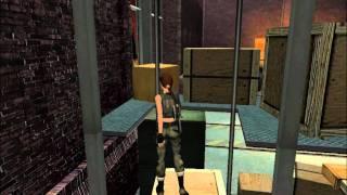 Magical Lara-killing box (Tomb Raider Angel of Darkness)