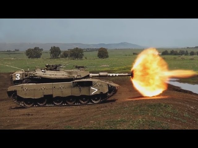 Most INSANE Battle Tanks in the World