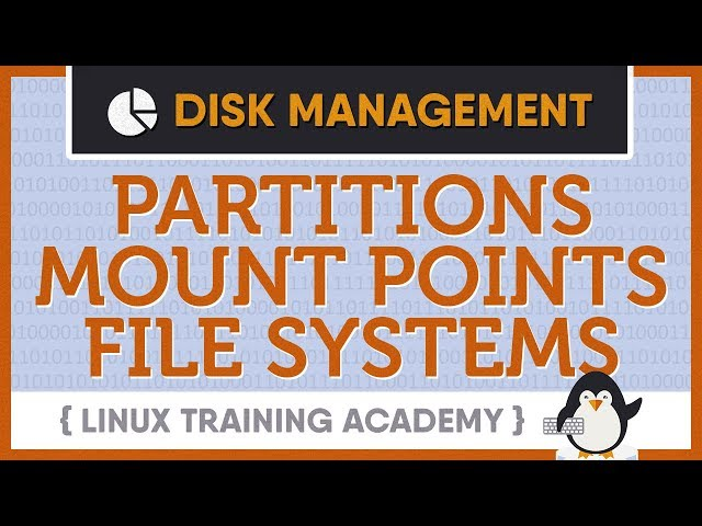 Linux Disk Management