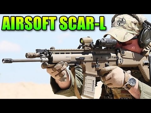 Airsoft VFC Scar-L: Ultimate M4 Replacement?