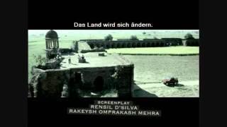 """Rang De Basanti"" by Rakeysh Omprakash Mehra. - German Trailer"