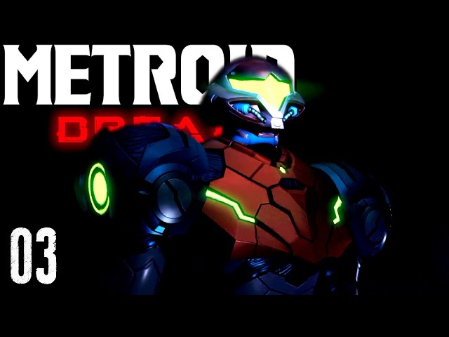 Let's Play Metroid Dread Part 3 - Going To Cataris And Dairon For The First Time