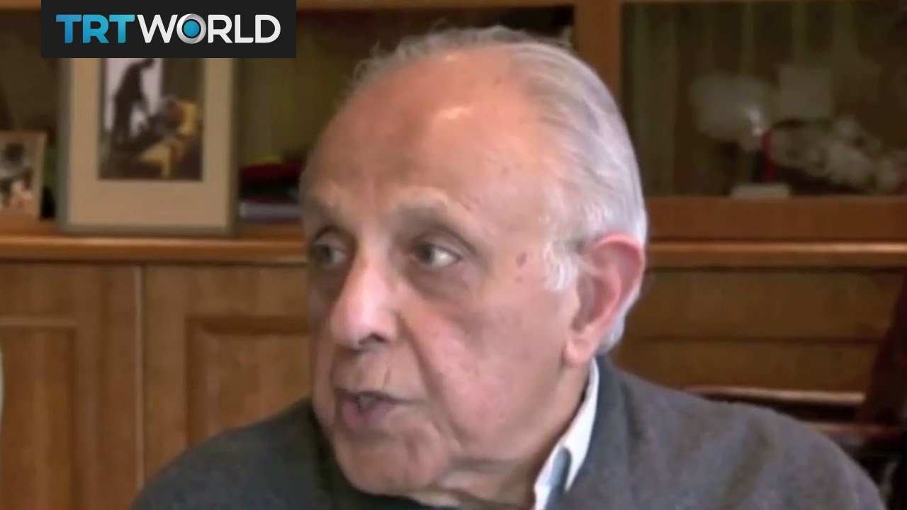 Breaking News: Ahmed 'Uncle Kathy' Kathrada passes away ...