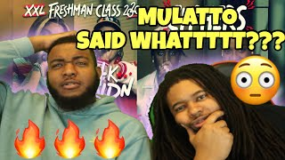 Fivio Foreign, Calboy, 24kGoldn and Mulatto's 2020 XXL Freshman Cypher REACTION !!!