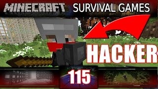 Minecraft - Survival Games - ГАДЕН ХАКЕР! (Minecraft PVP)