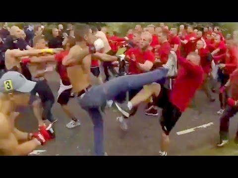 Fußball und Gewalt - Wie ticken Ultras und Hooligans? (dbate)