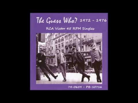 The Guess Who - RCA Victor Records - 1972 - 1976