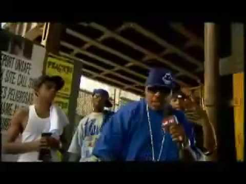 G-unit mic pass (Young Hot Rod,Freeway,Spider Loc,Mop[Billy-Danz],Lloyd Banks,Mop[Fame]Tony Yayo