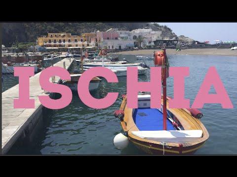 My trip to Ischia Naples, Italy