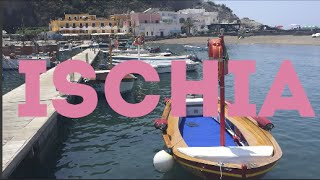 My trip to Ischia Naples, Italy