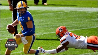 Syracuse Orange vs. Pittsburgh Panthers | 2020 College Football Highlights