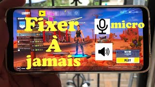Tutorial how to fix micro bugs on Mobile Fortnite