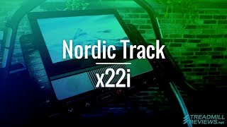 Nordick Track X22i Tread Review