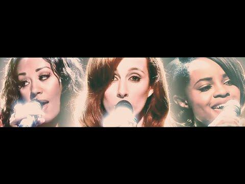 Sugababes (MKS) - Flat Line (First LIVE TV performance)