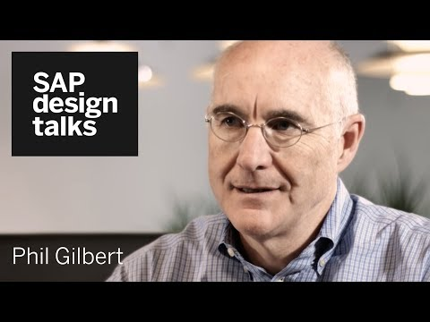"""Everything is a Prototype"" - SAP Design Talk with Phil Gilbert (IBM)"