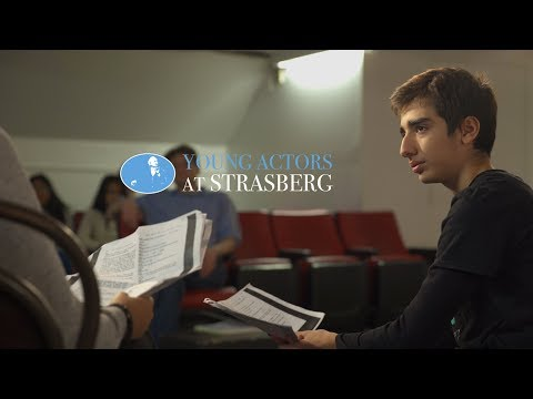 Be a Young Actor at The Lee Strasberg Theatre & Film Institute New York