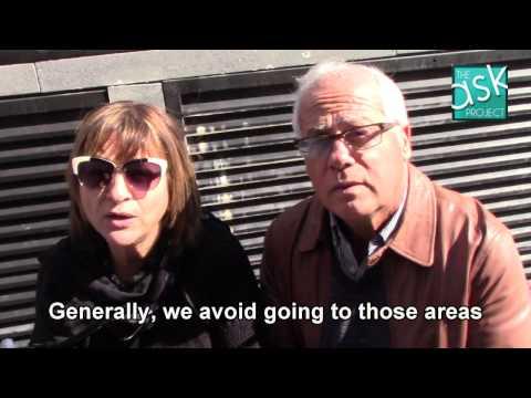 Israelis: Would you visit Palestine?