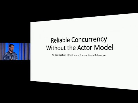 Reliable Concurrency Without the Actor Model - Andrew Rademacher - Midwest.io 2015