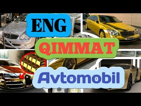 TOP 10 Dunyodagi Eng Qimmat Avtomobillar  1080HD   2020-YILDAGI ENG QIMMAT MASHINALAR