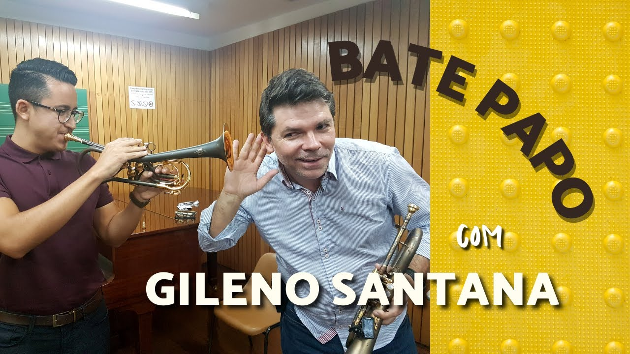 Bate papo com Gileno Santana (Carreira, Dicas e Música)