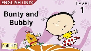 "Bunty and Bubbly: Learn English (UK) with subtitles - Story for Children ""BookBox.com"""