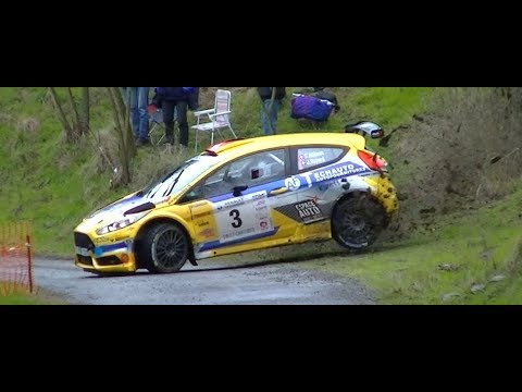 rallye du pays du gier 2018 crash limits youtube. Black Bedroom Furniture Sets. Home Design Ideas