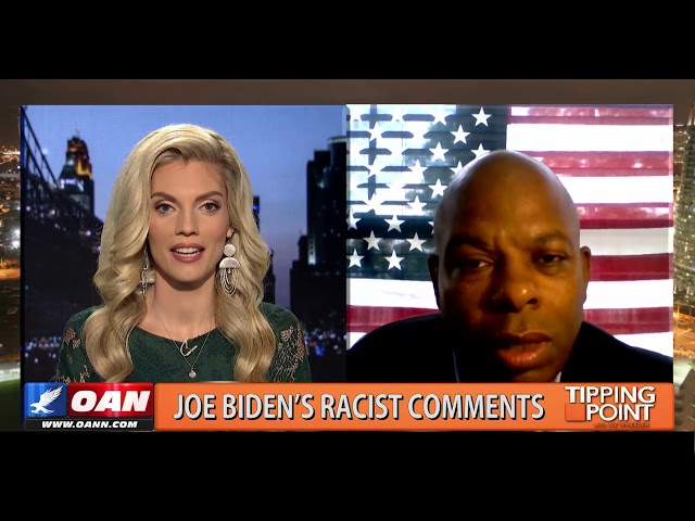 Jarome Bell Talks Joe Biden's Racist Comments on OANN