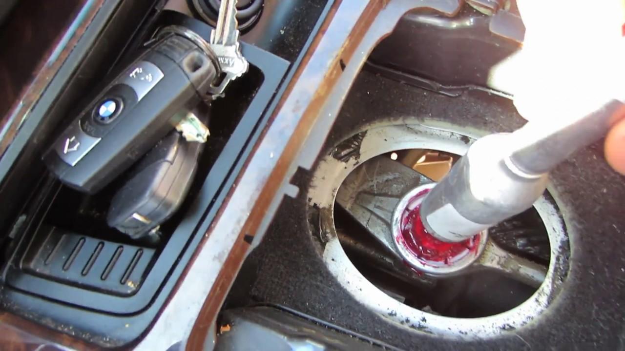 BMW Short Shifter Installation