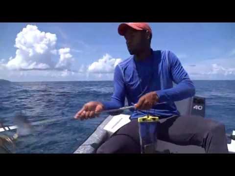 121. San Andrés y providencia Pescando a la Deriva