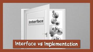 Программирование на уровне интерфейсов Как Зачем
