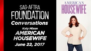 Conversations with Katy Mixon of AMERICAN HOUSEWIFE