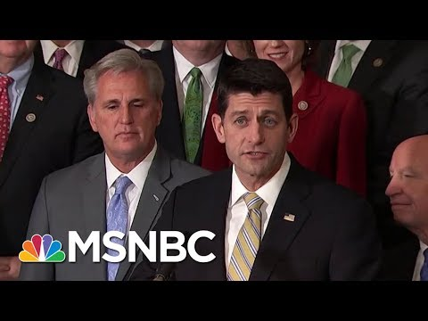 Why GOP Tax Reform May Not Fix The Economy | Velshi & Ruhle | MSNBC