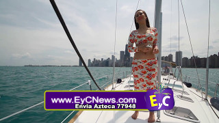 S1:S615 #EyCNews  con Ruth Diaz #AztecaChicago