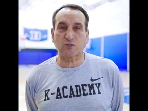 All In with Coach K: Episode 1