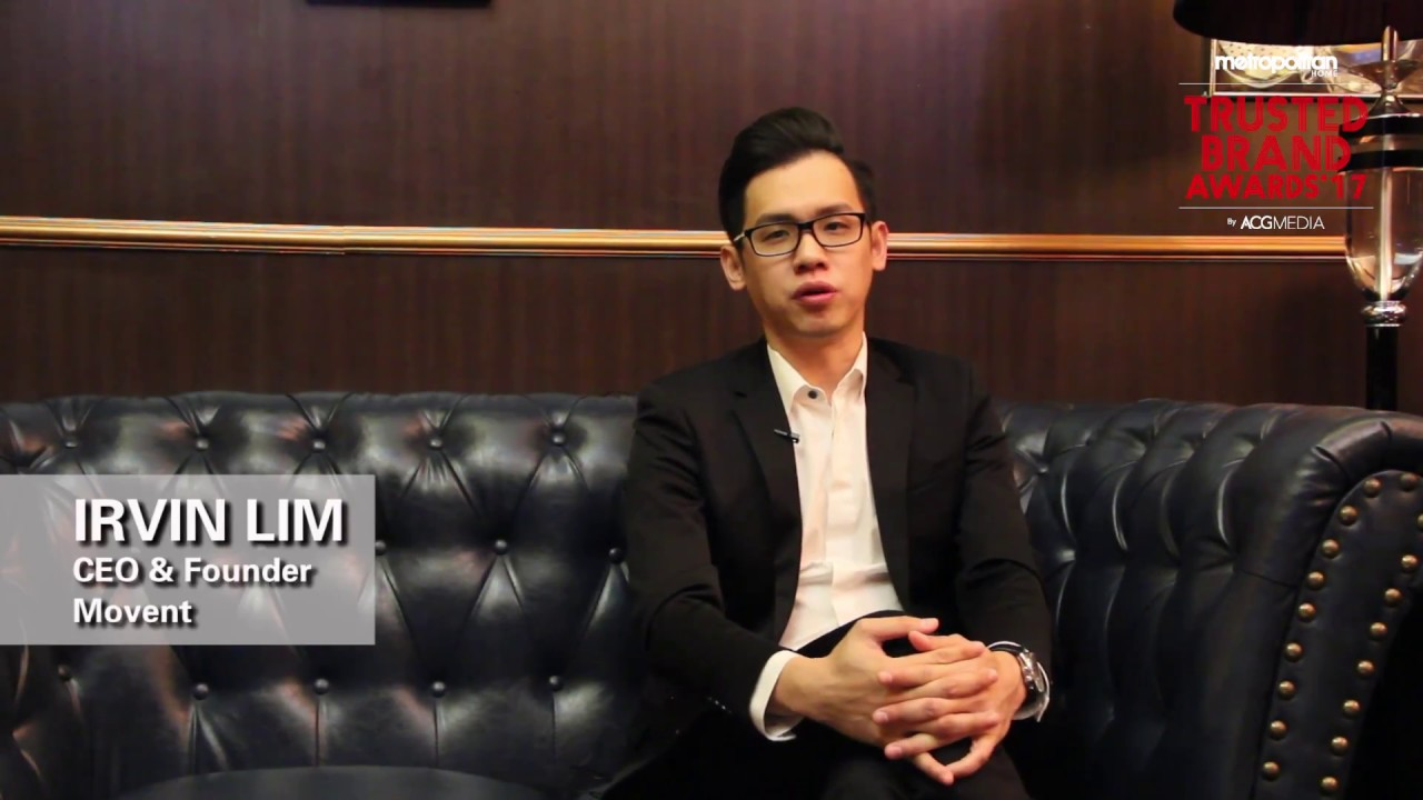 Pre Event Interview With Mr Irvin Lim, CEO & Founder