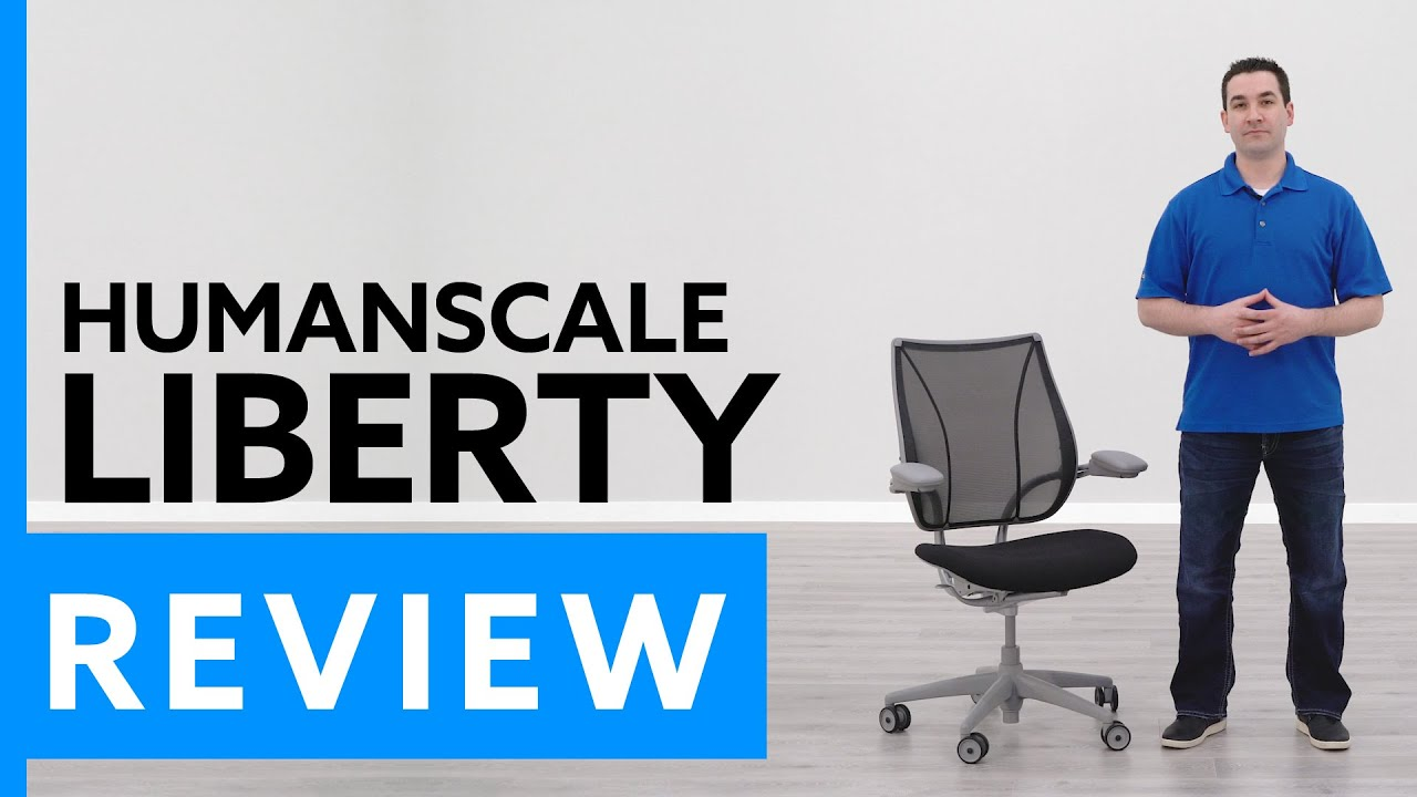 Humanscale Freedom Headrest Ergonomic Chair Review Youtube