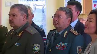 Саммит министров обороны стран СНГ  Тыва, 6 июня 2018 г